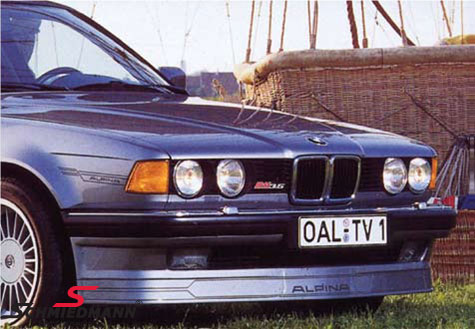 Frontspoiler lip original Alpina type 656