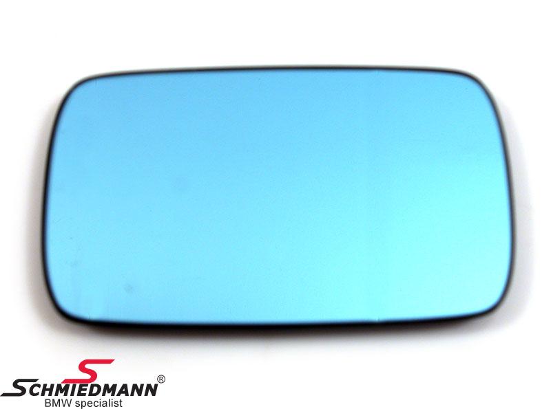 Seitenspiegelglas plan nicht beheizt links