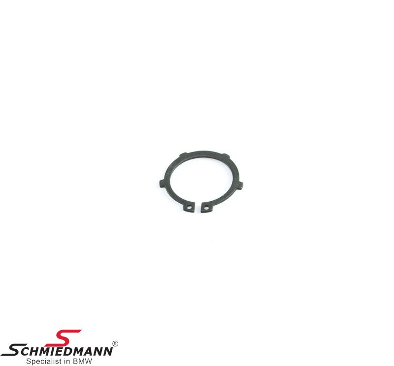Snap ring for drive shaft