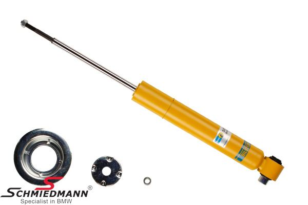 Sport shock absorber rear -Bilstein B6- (For models with M-Tech. suspension S704A)