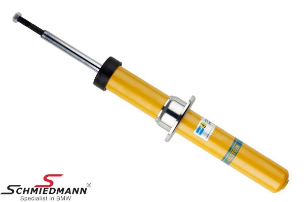 Sport shock absorber front -Bilstein B6- (For models with sports suspension settings S226A)