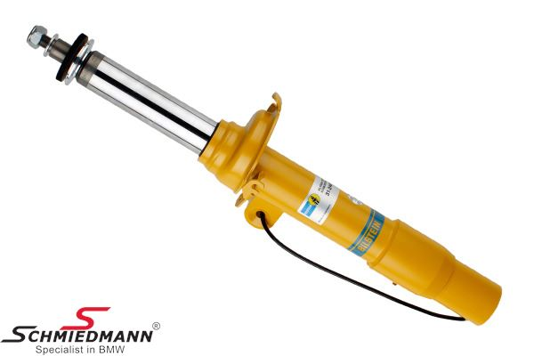 Sport shock absorber front L.-side -Bilstein B6 DampTronic®- (For models with EDC)