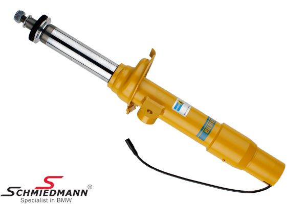 Sport shock absorber front R.-side -Bilstein B6 DampTronic®- (For models with EDC)