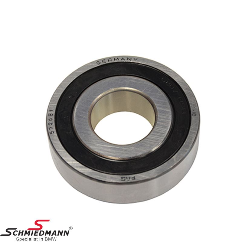 Grooved ball bearing 30X72X20 for manual S5D...G transmission