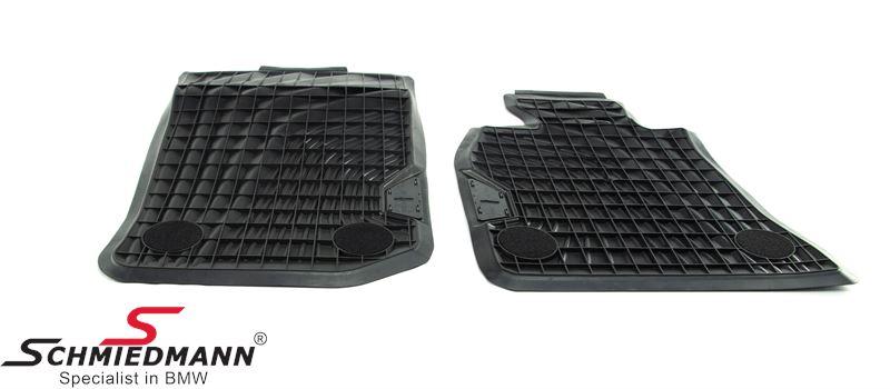 BMW Genuine New G20 3 Series Front Rubber Floor Mats 51472461170