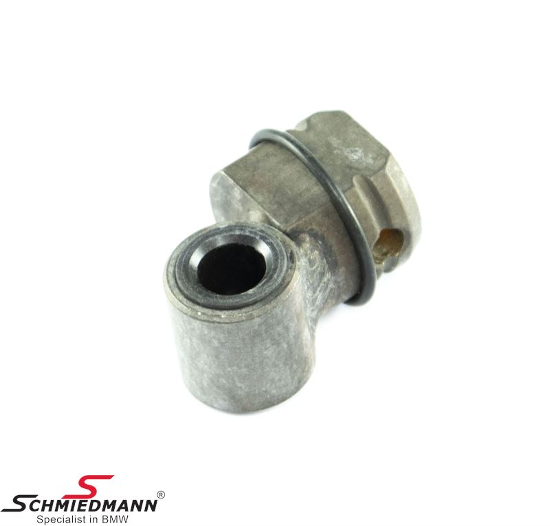 Gearshift rod joint
