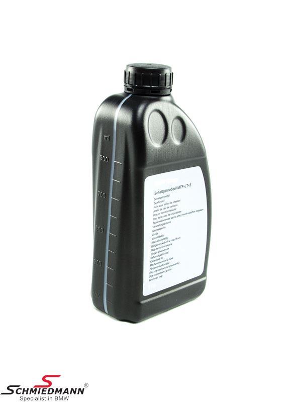 Manual transmission oil original BMW MTF LT-5 1 litre can