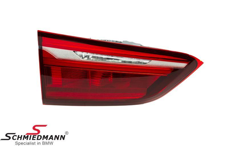 Genuine BMW X1 F48 X1 16d 18d 18dX 18i Rear light in trunk lid Left 63217350697