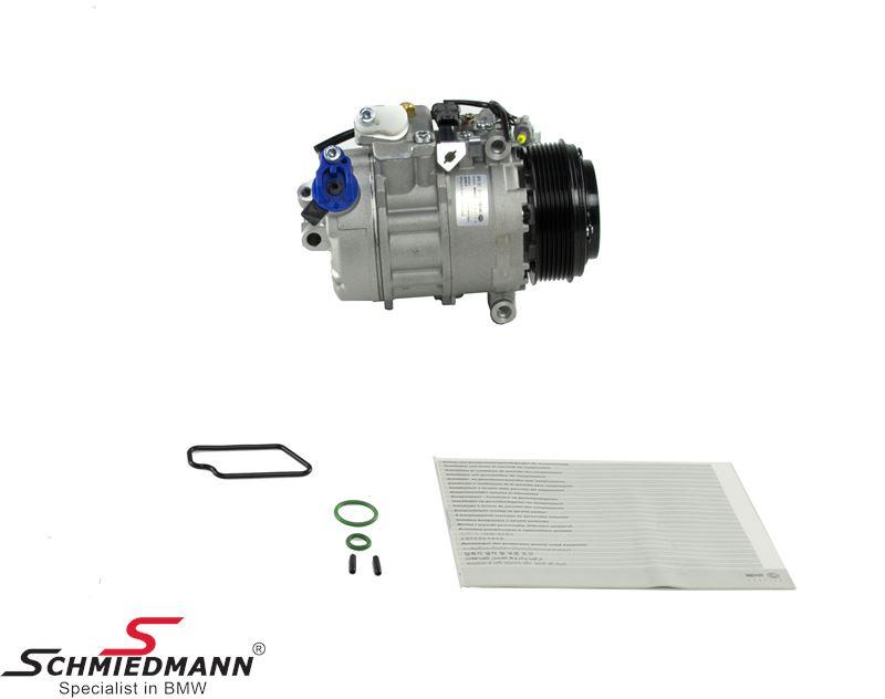Aircondition compressor - Original Hella Behr Germany
