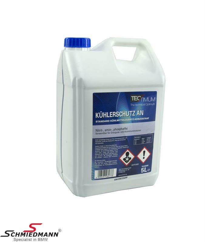 Alpine C11 Kühlerfrostschutz blau, 5L Behälter