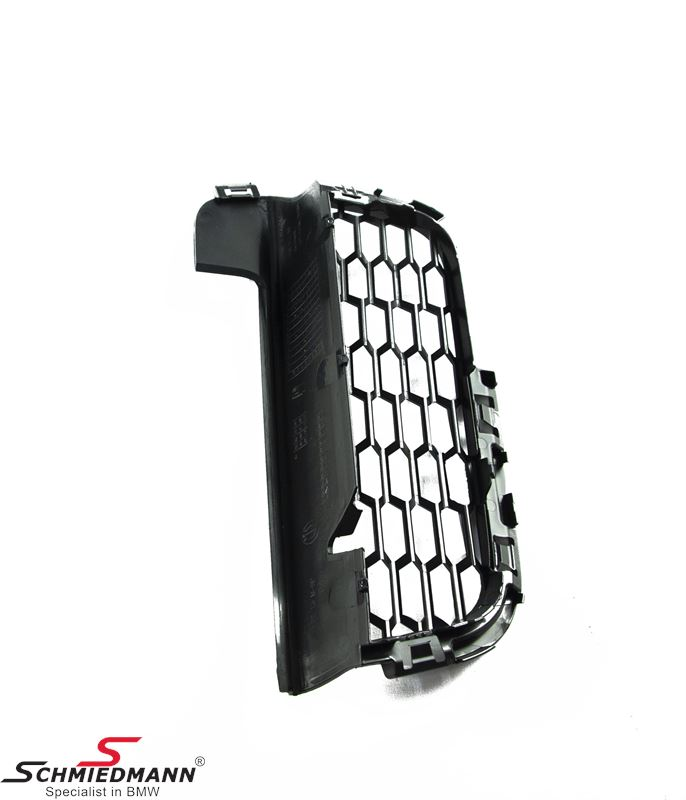 Grille front bumper L.-side (For models with M-Tech.)