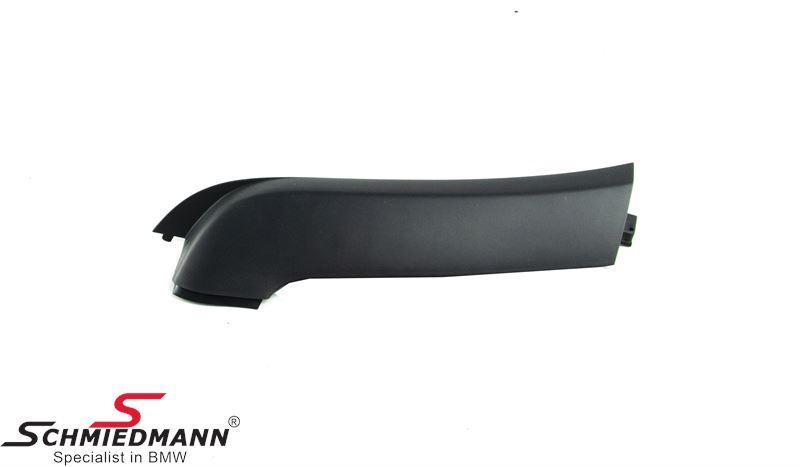 Spoiler for front bumper R.-side