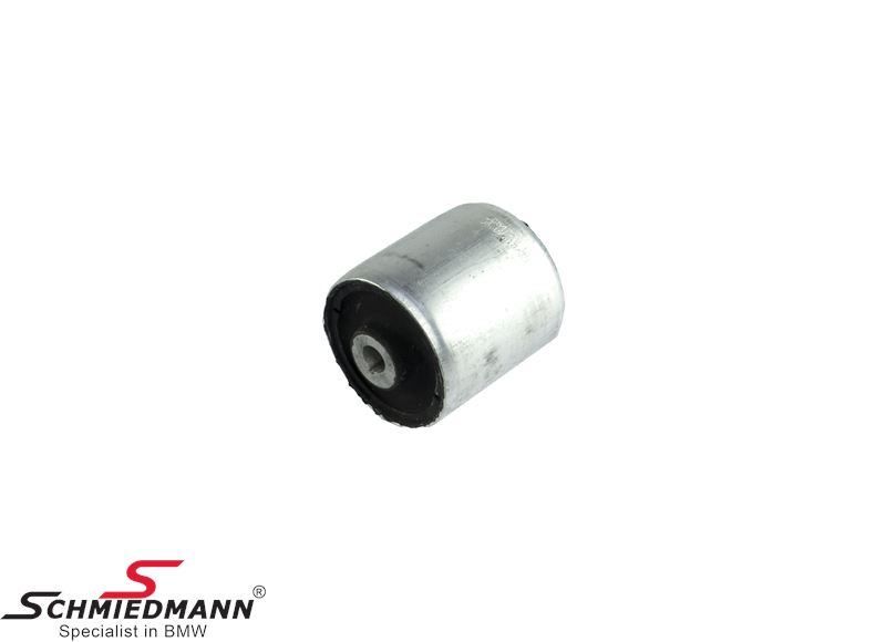 Control arm bushing, hydraulic