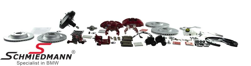 MINI JCW sport brake retrofit kit - original MINI