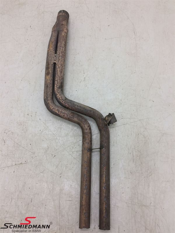 middle pipe