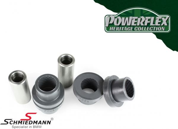 Powerflex racing -Heritage Collection- fram arm (wishbone) inner bush set (Pos. 1 on diagram)