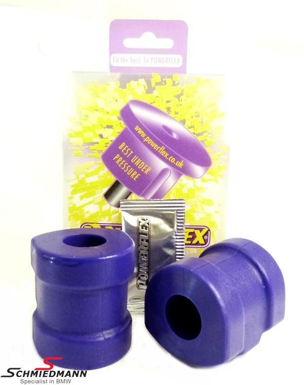 Powerflex racing stabilisator bøsnings-sæt for 28MM