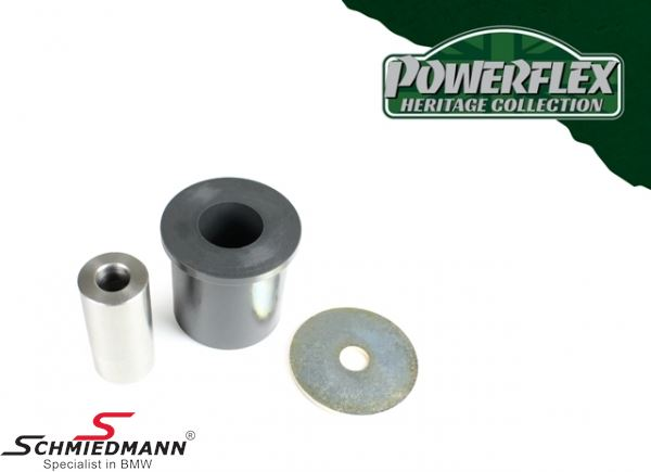 Powerflex racing -Heritage Collection- vorderes Differentiallager (nur 1 Stück verbaut) PFR5-325