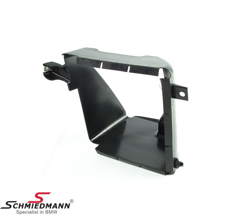 Brake air duct for M-Tech. front bumper L.-side