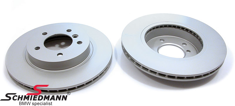 Brake disk front 300X22MM - ventilated