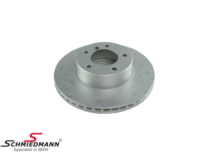 Ventilated BMW 34-11-6-854-998 Brake Disc