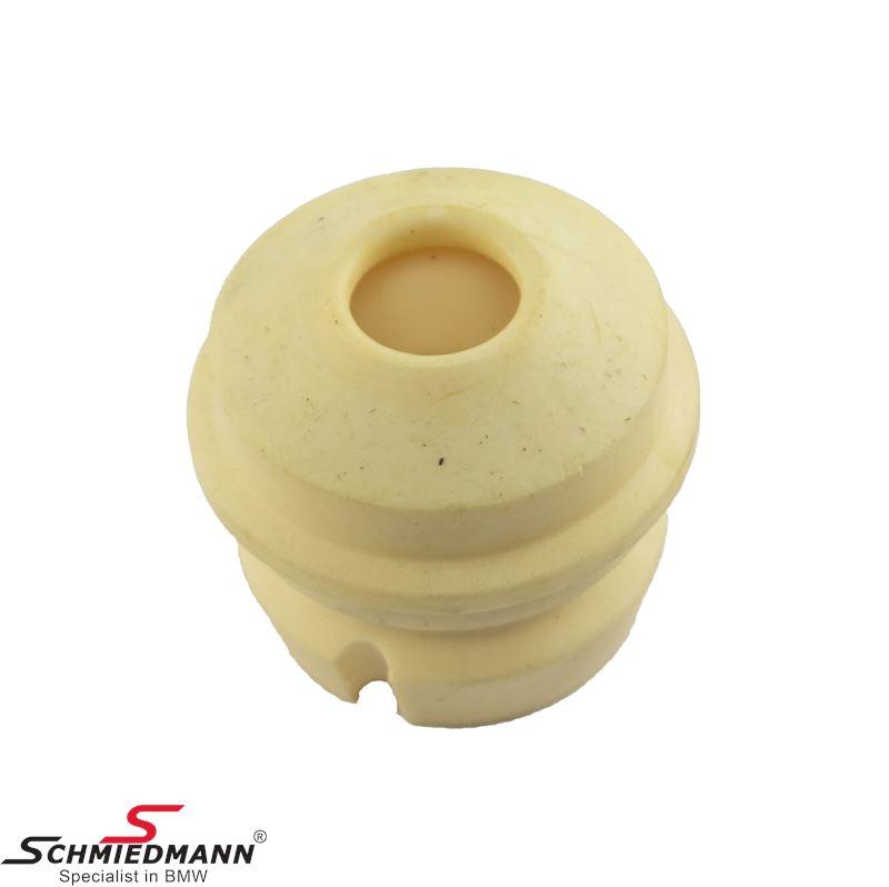 Damper for shockabsorber rear