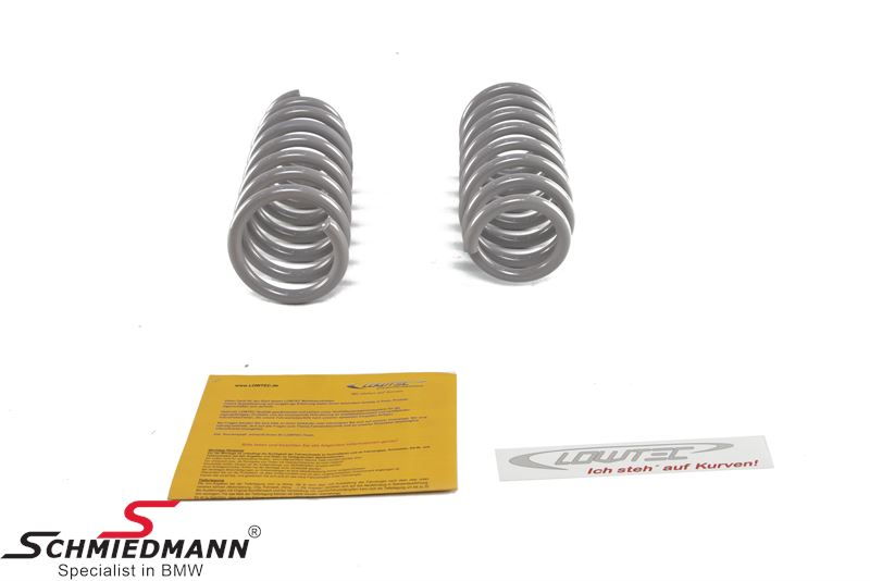 Lowering-set Lowtec front 50MM (only front)