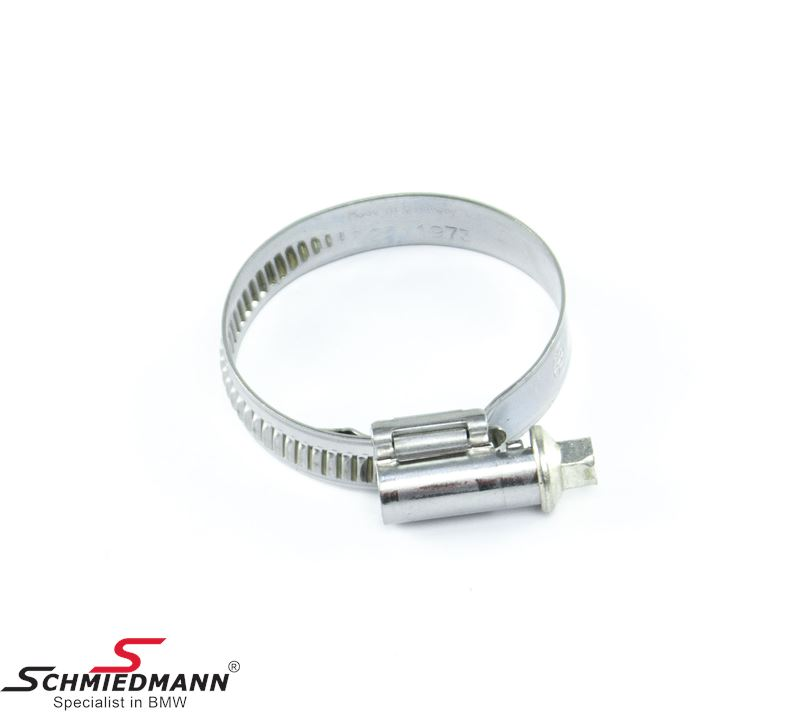 Hose clamp D=32-38MM.