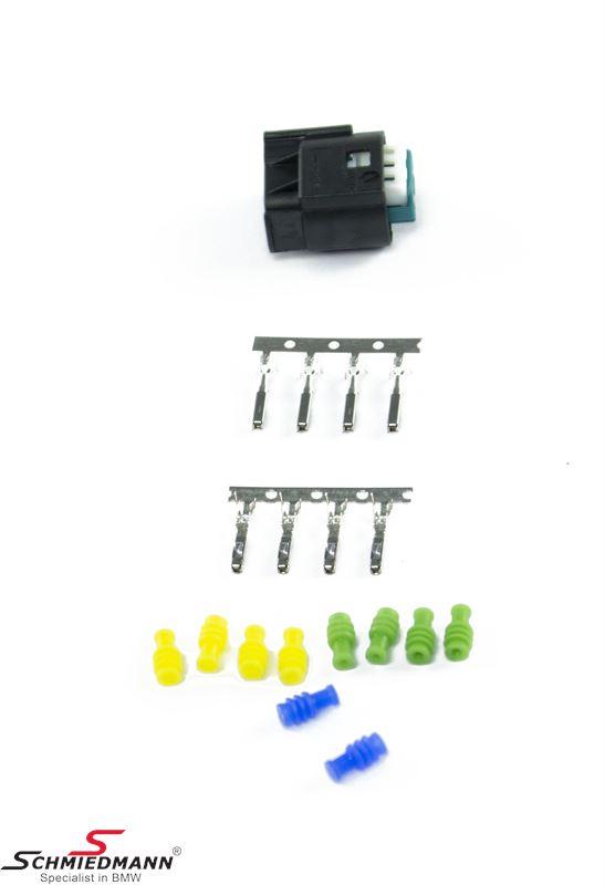 Plug housing 3-pin