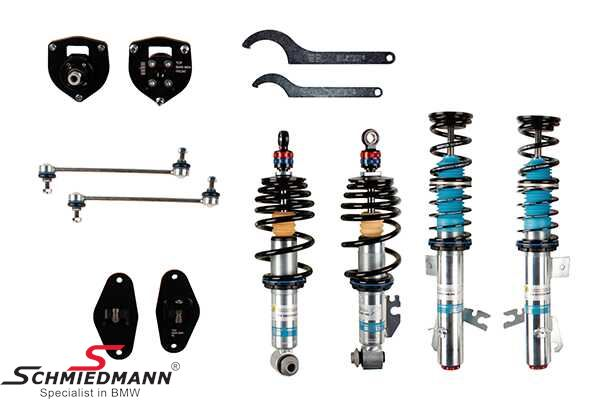 Complete -Bilstein B16 Clubsport®- suspension kit adjustable in hardness and hight 30-50MM