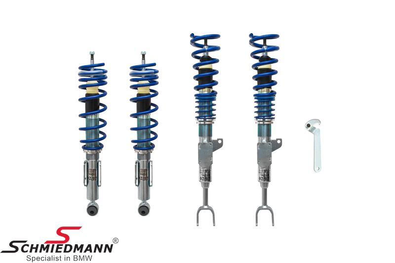 Coilover kit -Low budget- height adjustable 25-55MM (For models without EDC)