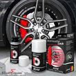 200000  Caliber paint red 75ML, incl. brake cleaner 250ML, brush and gloves