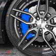 200002  Caliber paint blue 75ML, incl. brake cleaner 250ML, brush and gloves