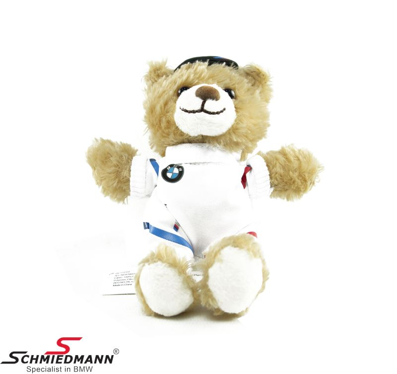 Nøglering -BMW Motorsport- bamse