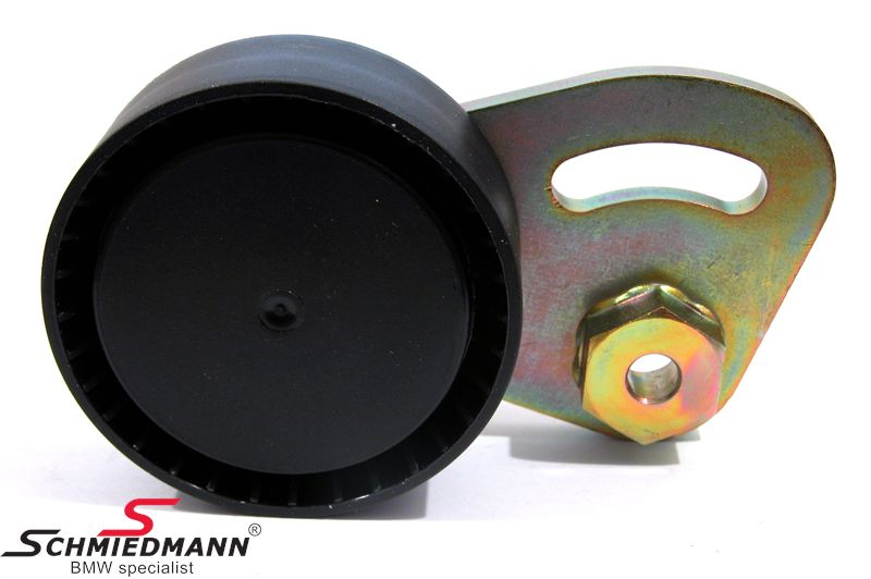 Belt tensioner wheel aircondition