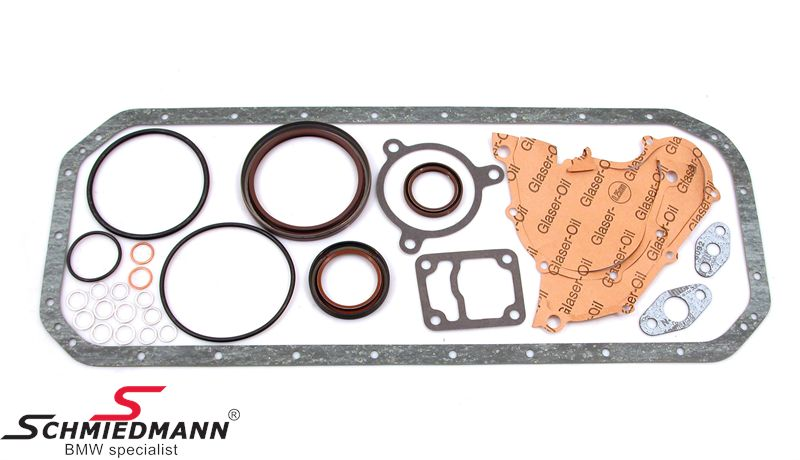 Gasket set engine block complete M21