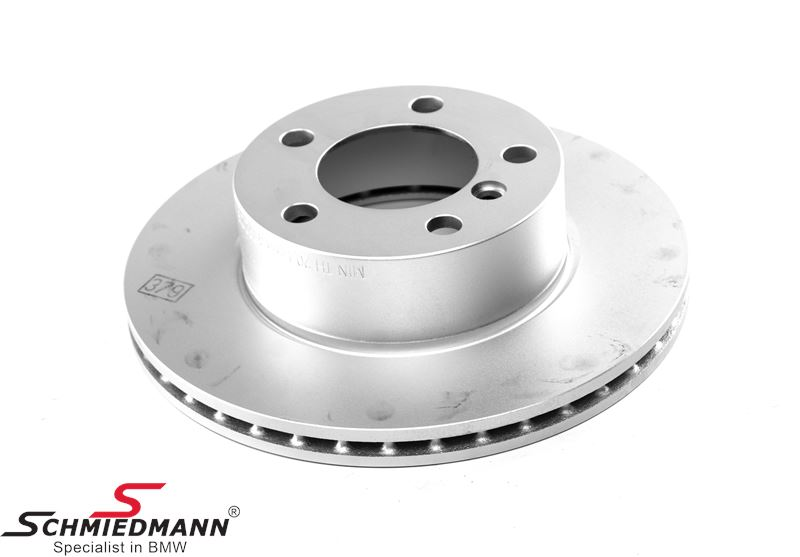 Brake disk 284X22MM ventilated