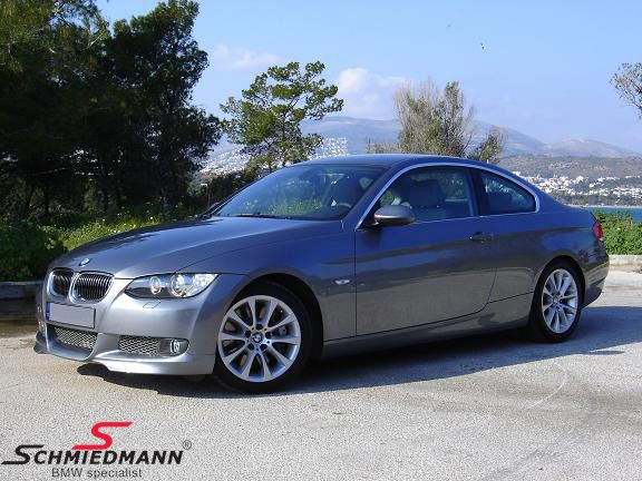 640d87d9bb28 BMW E92 - BMW original spoiler set - Schmiedmann - New parts