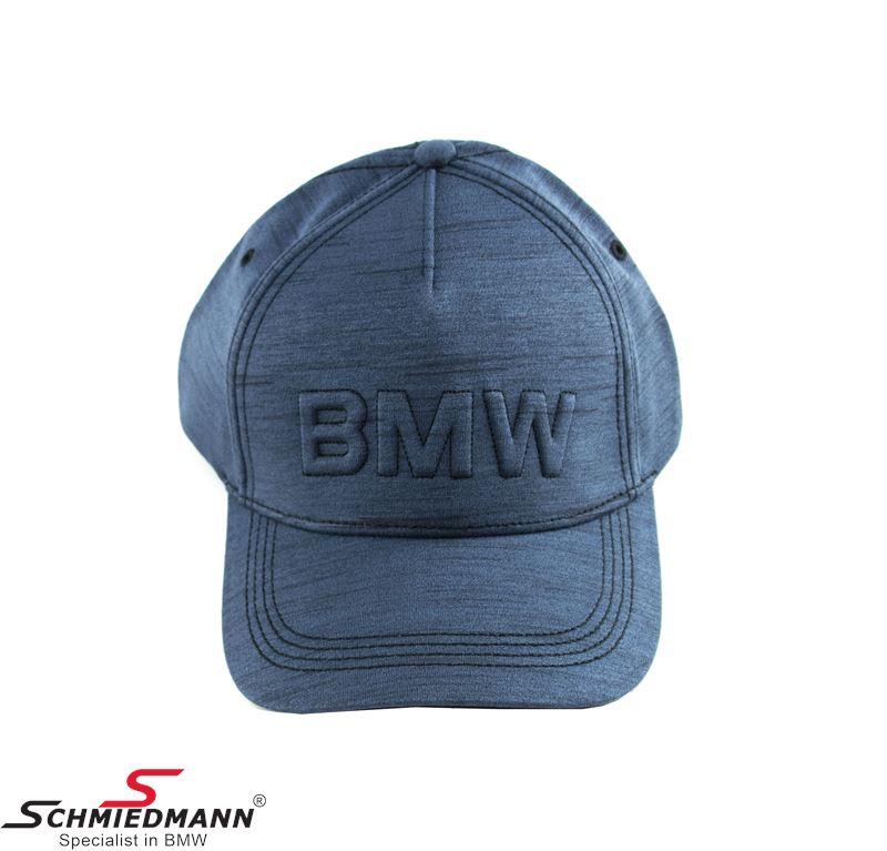 BMW cap with logo, blue