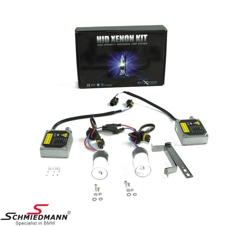 Xenon-kits H1 8000K