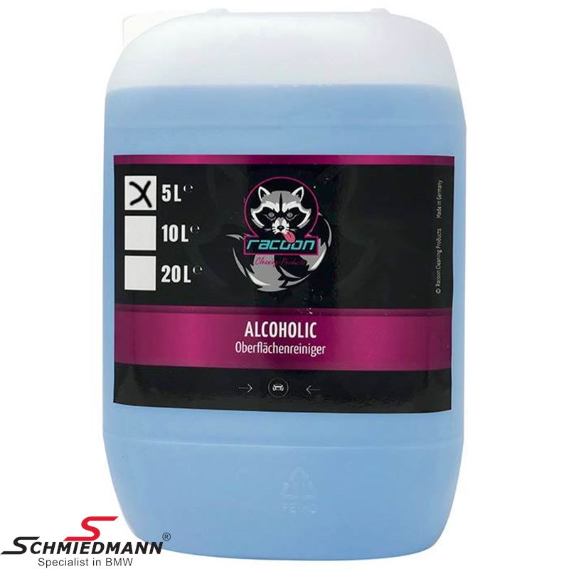 Racoon degreaser 5L.