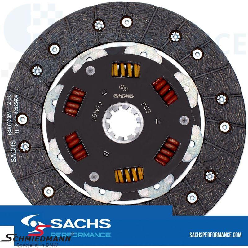 Sachs Performance organic clutch D=228MM