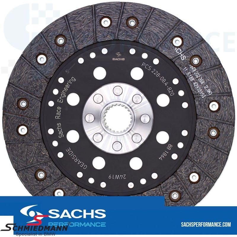 Sachs Performance organic clutch plate D=228MM