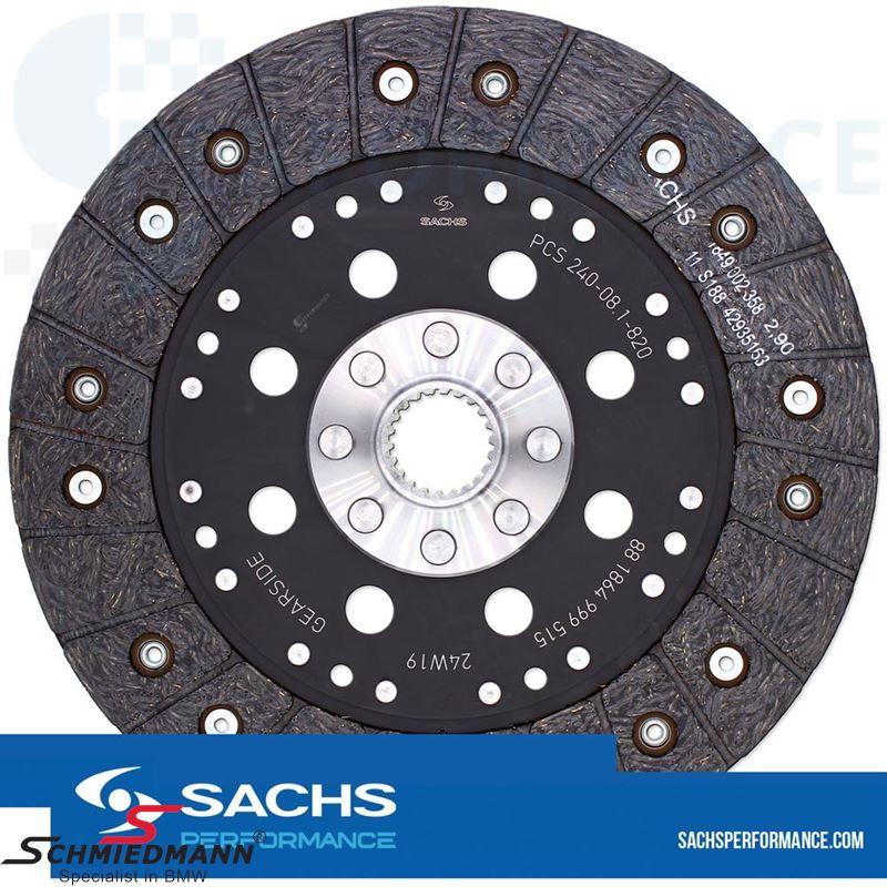 Sachs Performance organic clutch plate D=240MM