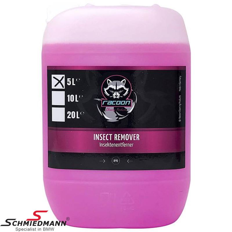 Racoon insect remover 5L.