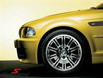 "36112229950K 36112229950 36 11 2 229 950  18"" 8+9x18 M3 M-Doppelspeiche 67 alufælge chromshadow m.225/40+255/35/18 (original BMW)"