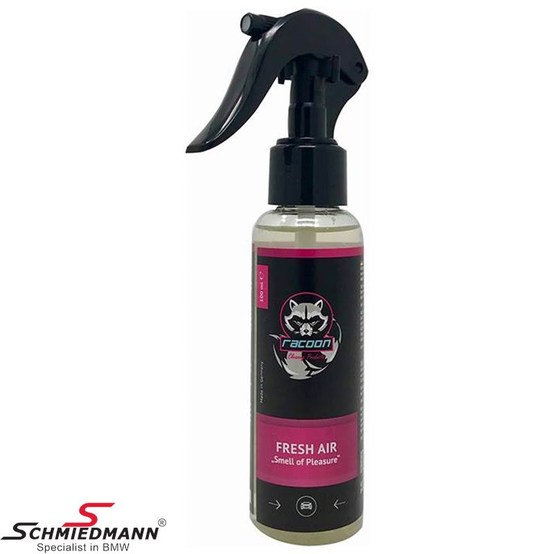 Racoon air freshener -Smell of pleasure- 100ml.