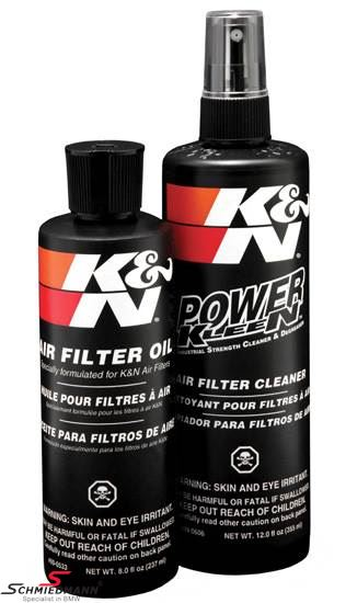 KN Filter Reinigungs-kit