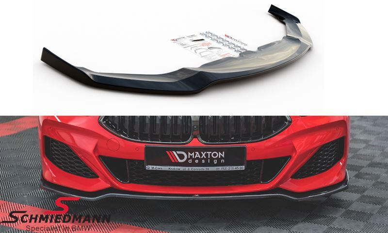 Maxton Design front splitter V.2 gloss black