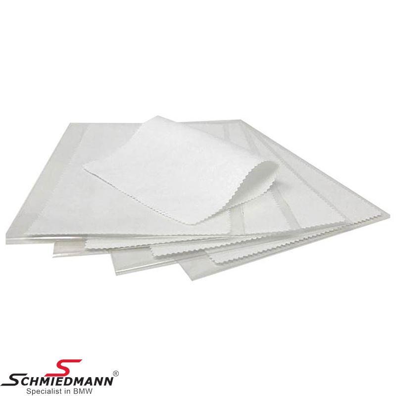 Racoon applicator cloth (5 pieces)